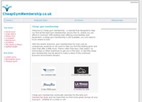 cheapgymmembership.co.uk