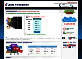 cheaphostingindia.com