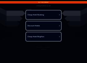 cheaphotels.co.uk