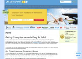 cheapinsurance123.com