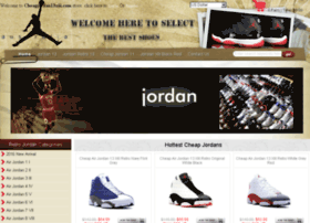 cheapjordan13xiii.com