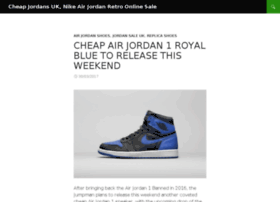 cheapjordans.co.uk