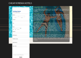 cheapkyreniahotels.co.uk
