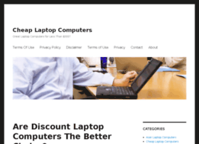 cheaplaptopcomputersblog.com
