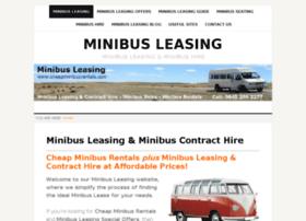 cheapminibusrentals.com