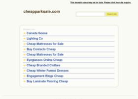 cheapparksale.com