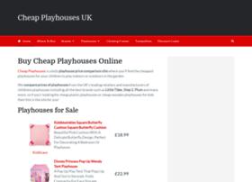cheapplayhouses.co.uk