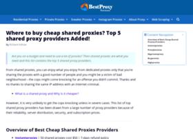 cheapprivateproxy.com