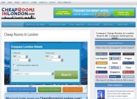 cheaproomsinlondon.com