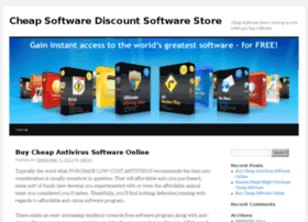 cheapsoftwarestore.us