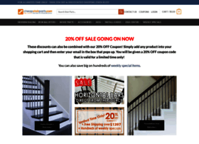 cheapstairparts.com