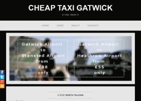 cheaptaxigatwick.com