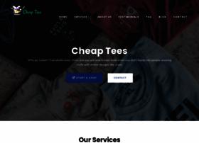 Cheaptees.org