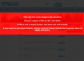 cheapticketsforconcerts.com