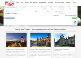 cheaptraintickets.co.uk