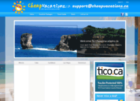 cheapvacations.ca