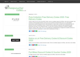 cheapvouchercodes.co.uk