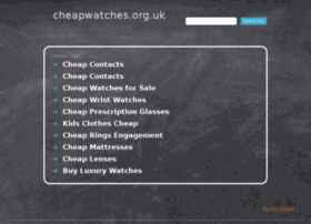 cheapwatches.org.uk