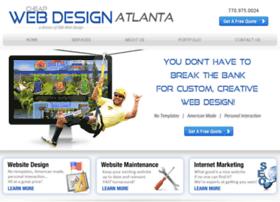 cheapwebdesignatlanta.com