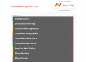 cheapwebhostingadvisor.com