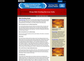cheapwebhostingindia.20m.com