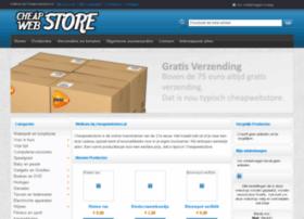 cheapwebstore.nl