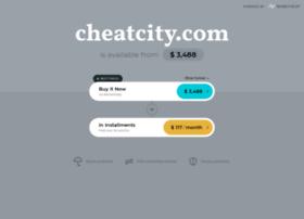 cheatcity.com