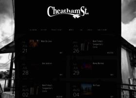cheathamstreet.com