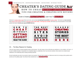 cheating-dating-guide.com