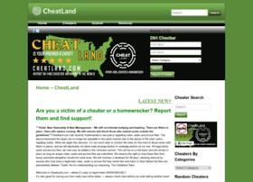 cheatland.com