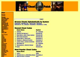 cheatpatch.com