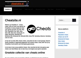 cheatsite.nl