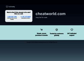 cheatworld.com