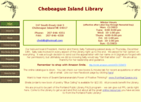 chebeague.lib.me.us