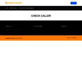 check-caller.com