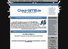check-sms.de