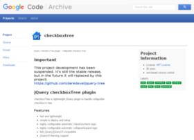 checkboxtree.googlecode.com