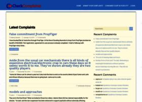 checkcomplaints.com