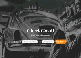 checkgaadi.com