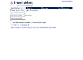 checkin.brusselsairlines.com