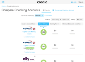 checking-accounts.credio.com