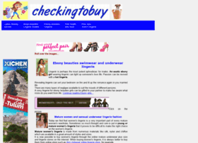 checkingtobuy.com