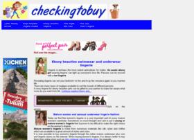 checkingtobuy.com
