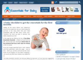 checklistforbaby.com