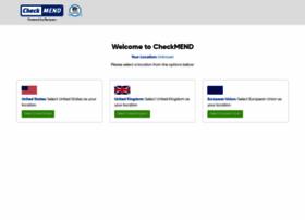 checkmend.com