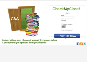 checkmycloset.com