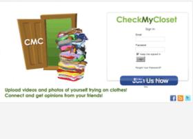 checkmycloset.com