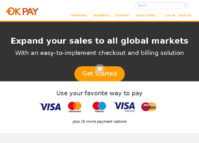 checkout.okpay.com