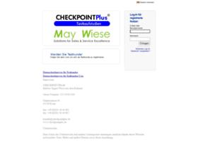 checkpointplus.shopmetrics.com