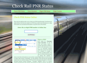 checkrailpnrstatus.blogspot.in